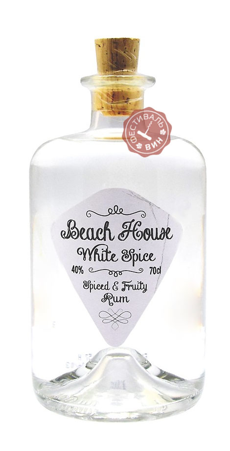 Ром Beach House White Spice & Fruity 0.7 л